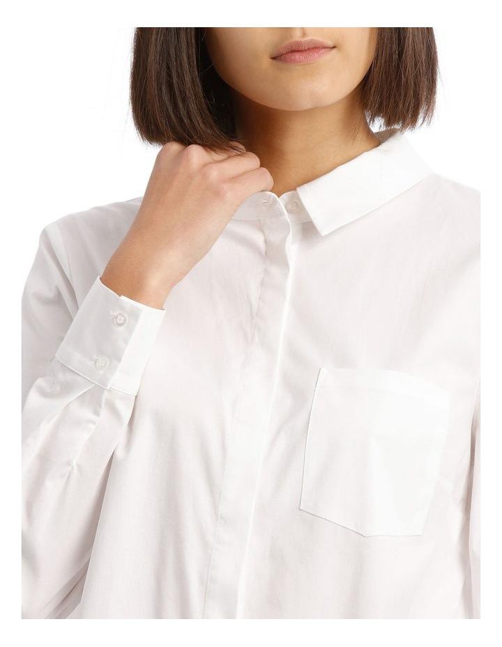 Solid Crisp Shirt image 4
