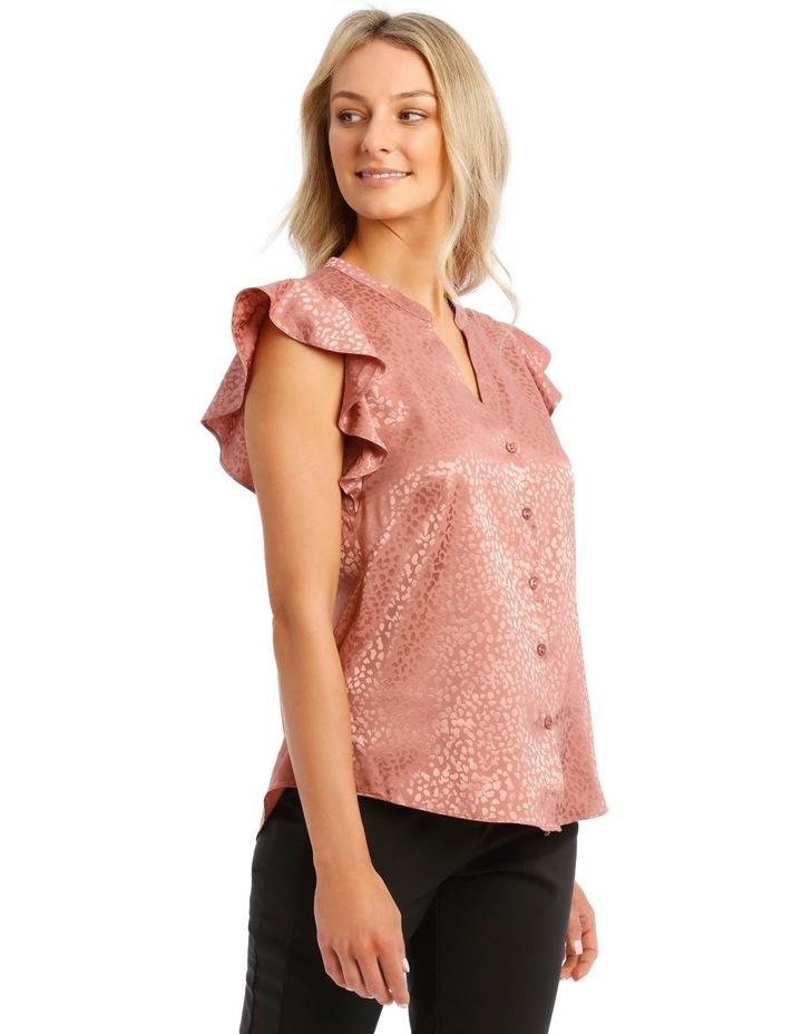 Jacquard Short Sleeve Shirt image 2