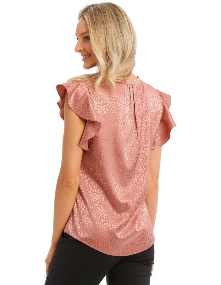 Jacquard Short Sleeve Shirt image 3