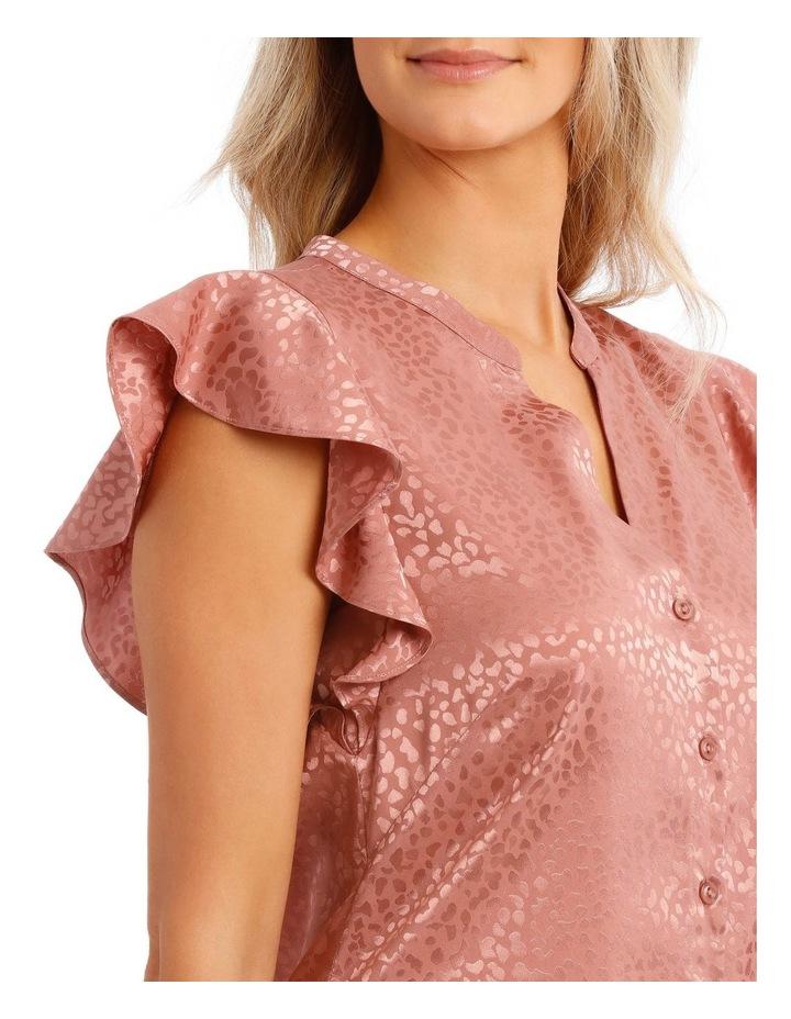 Jacquard Short Sleeve Shirt image 4