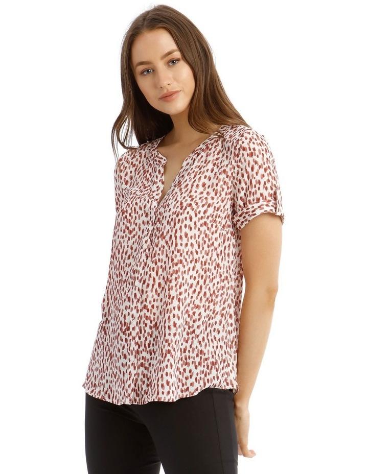 Button Grown Sleeve Shirt image 1