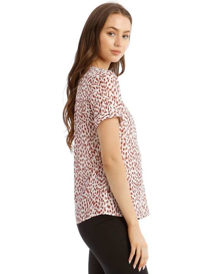 Button Grown Sleeve Shirt image 2