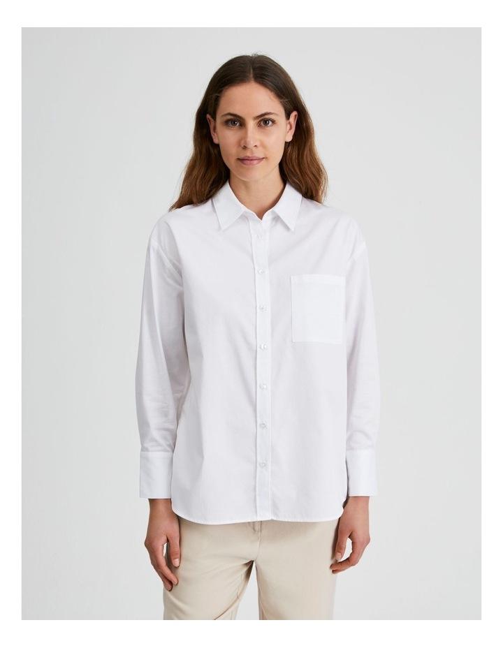 Organic Cotton Boyfriend Shirt image 1