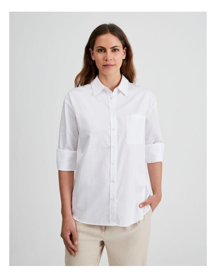 Organic Cotton Boyfriend Shirt image 2