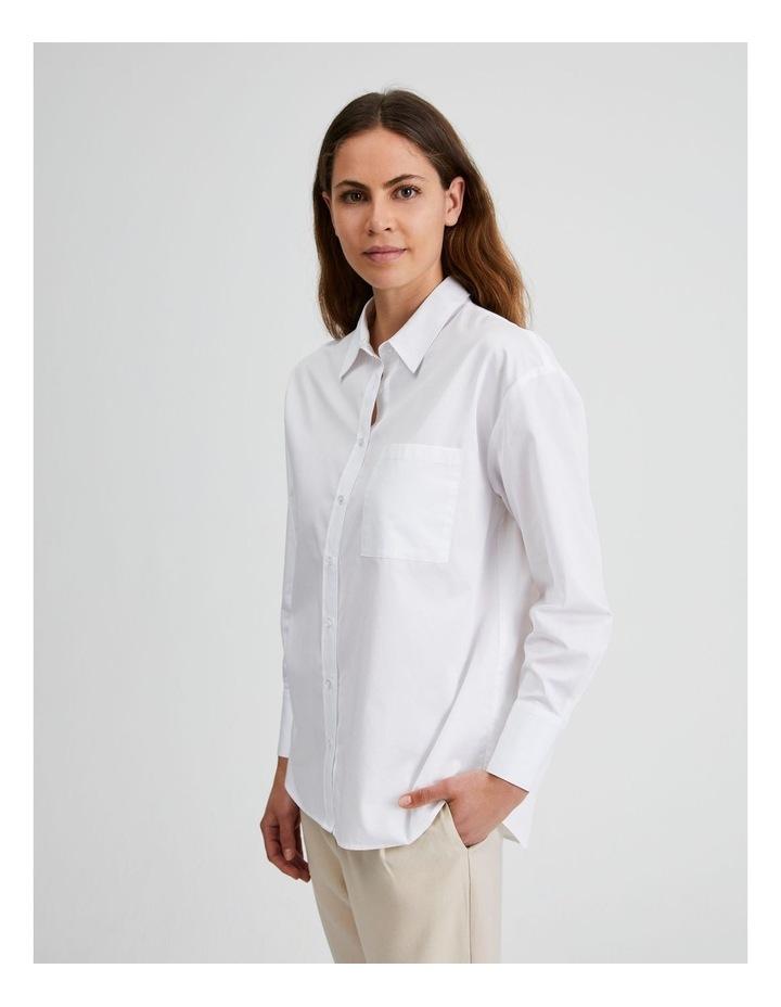 Organic Cotton Boyfriend Shirt image 3