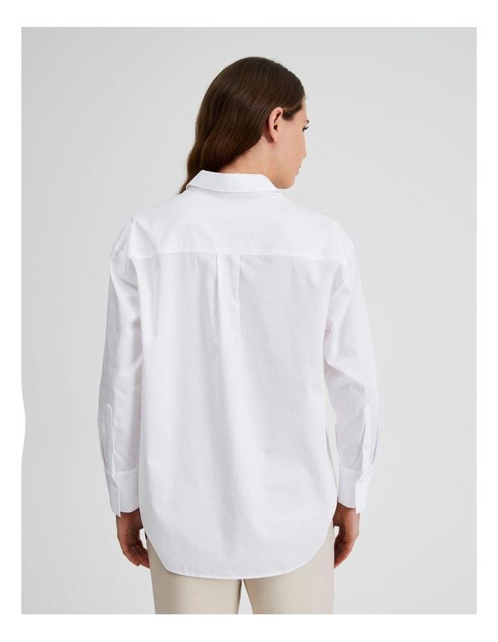 Organic Cotton Boyfriend Shirt image 4