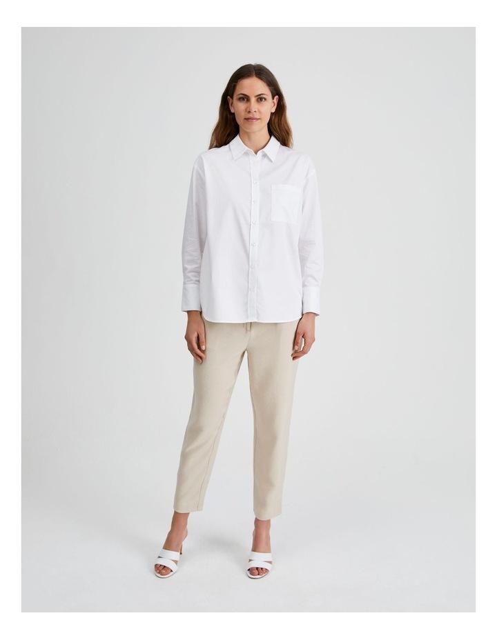 Organic Cotton Boyfriend Shirt image 5