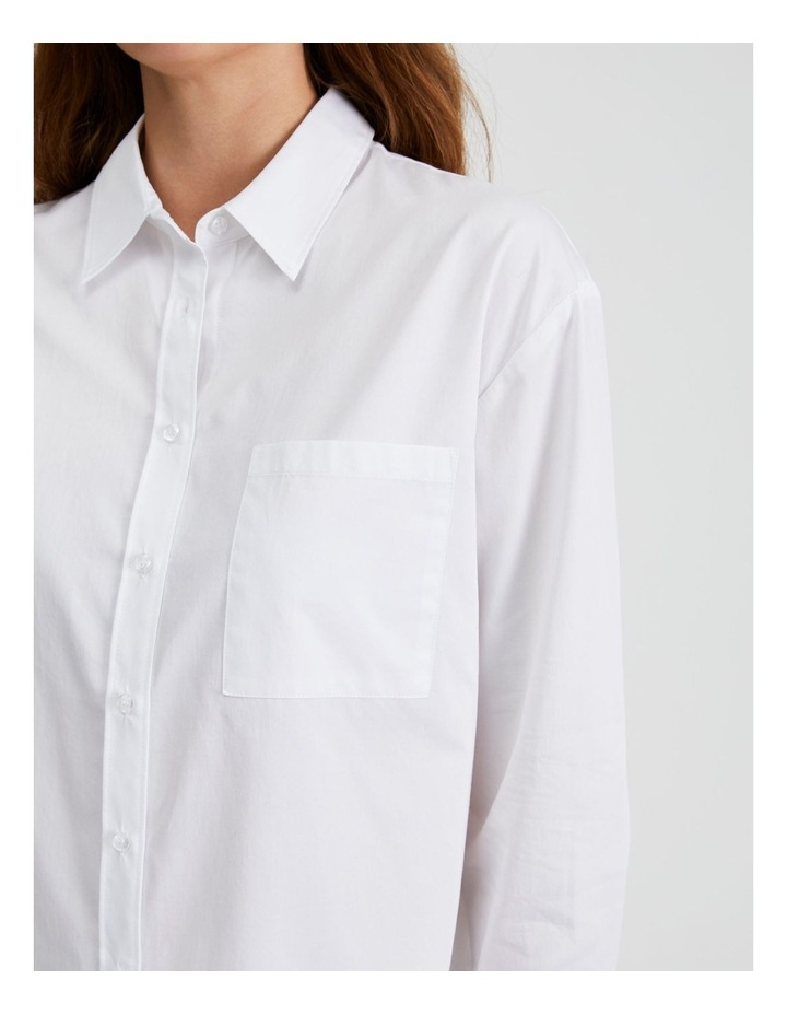 Organic Cotton Boyfriend Shirt image 6