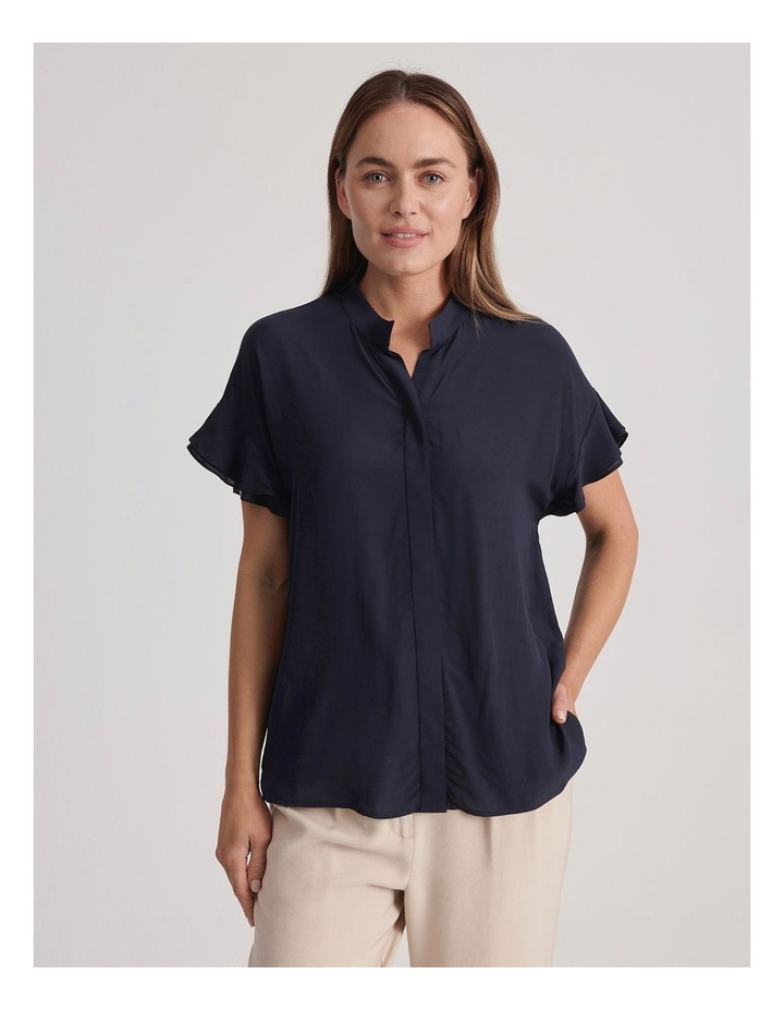 Frill Slv Shirt image 1