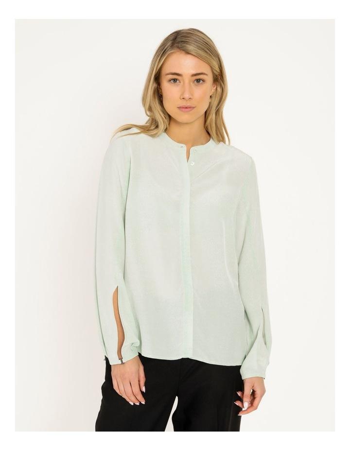 Split Sleeve Shirt image 1