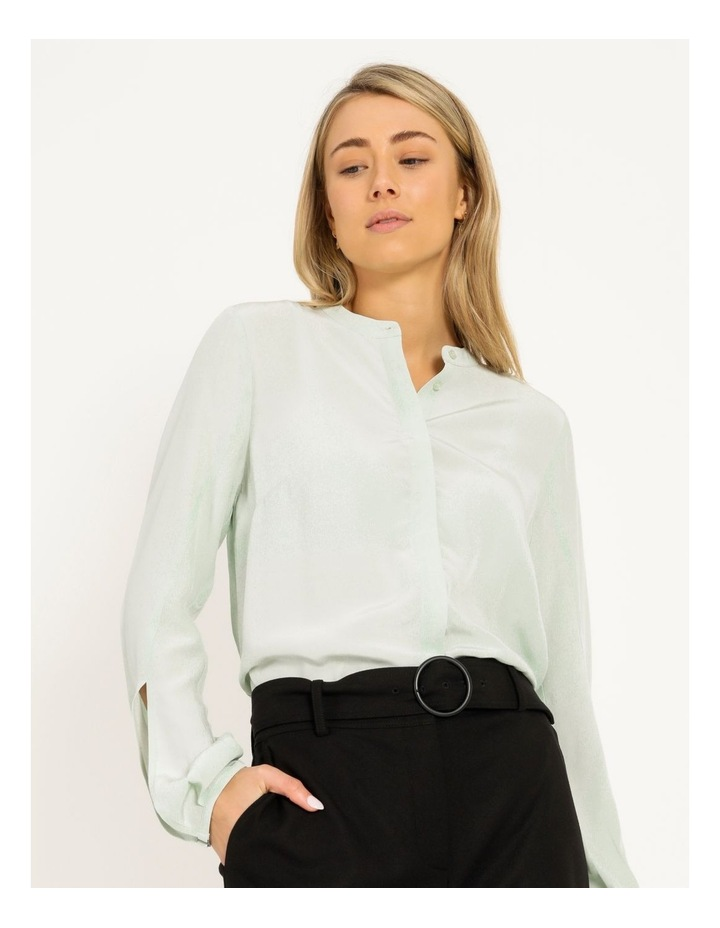 Split Sleeve Shirt image 3