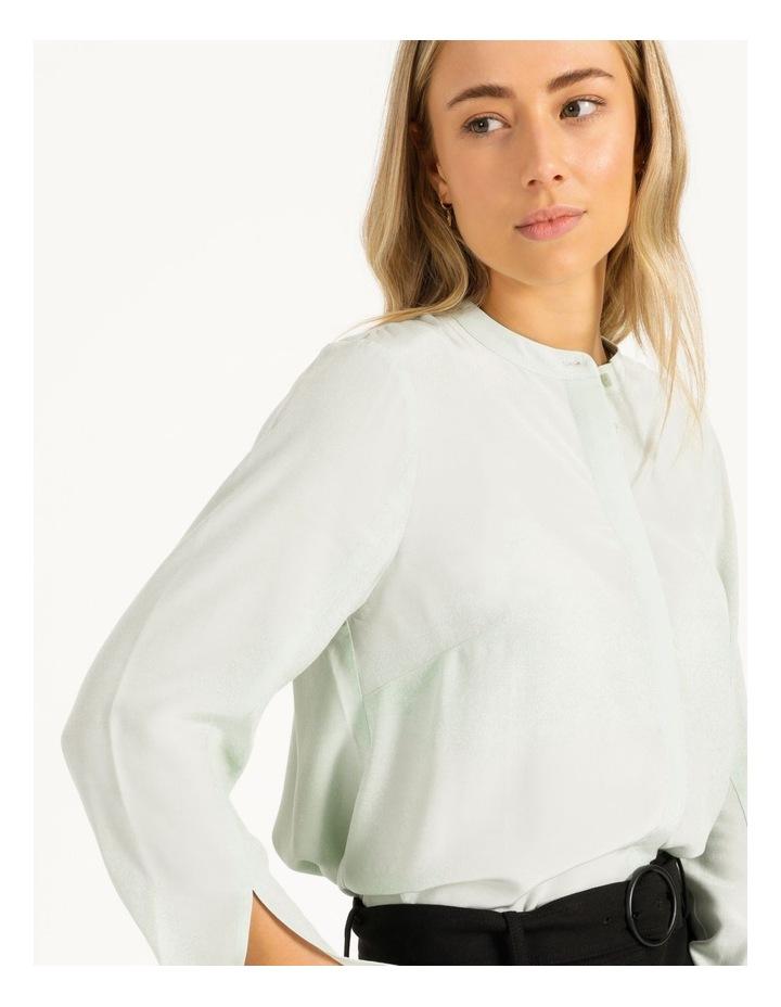 Split Sleeve Shirt image 6