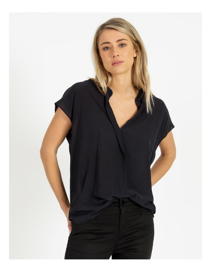Boxy Shirt Teal image 3