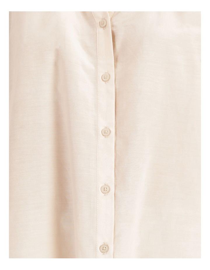 Shirred Shoulder Raglan Shirt image 7
