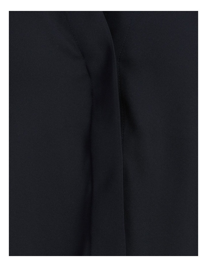 Top Stitched Shirt Navy image 7