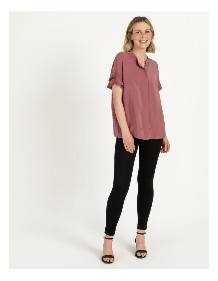 Frill Sleeve Shirt image 2