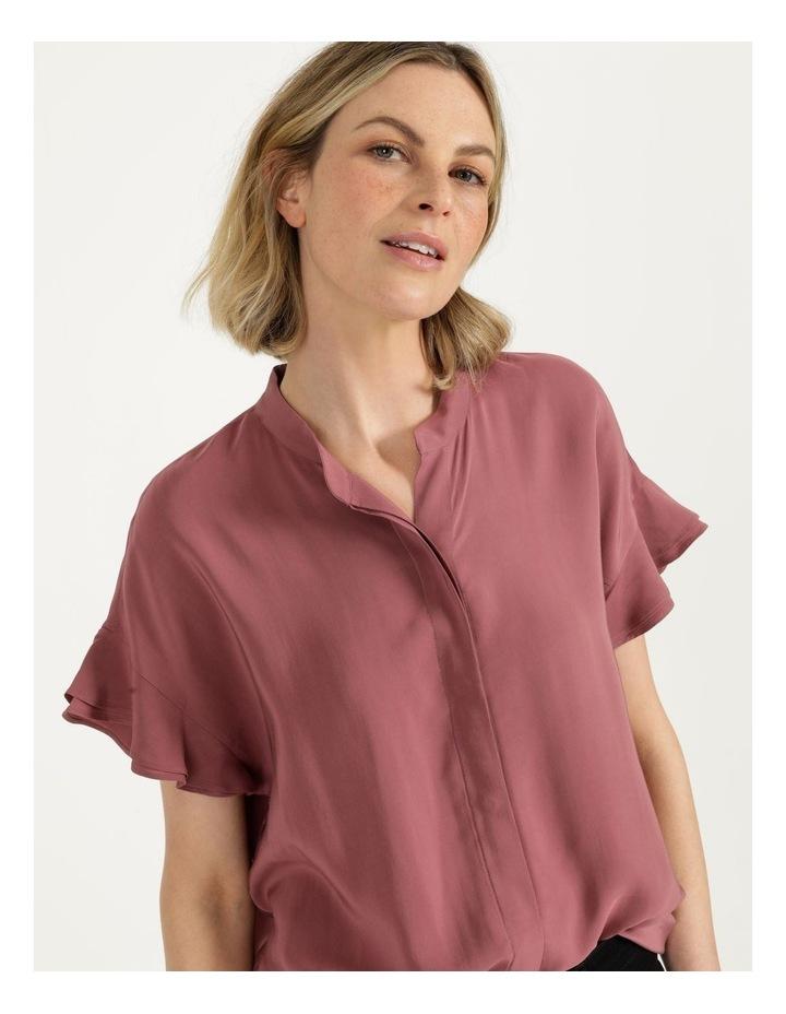 Frill Sleeve Shirt image 4