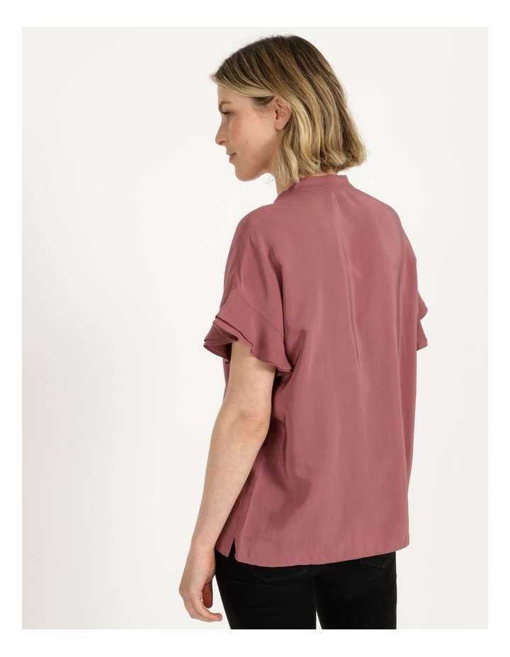 Frill Sleeve Shirt image 6