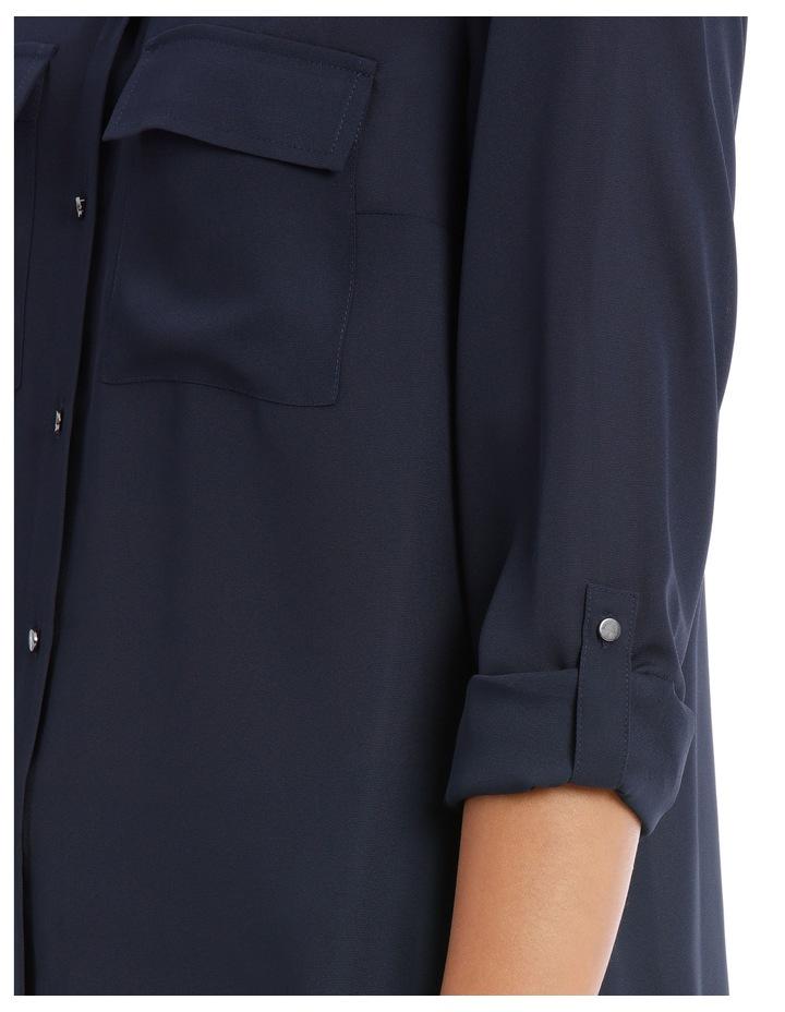 Double Pocket Soft Shirt BW19001 image 4