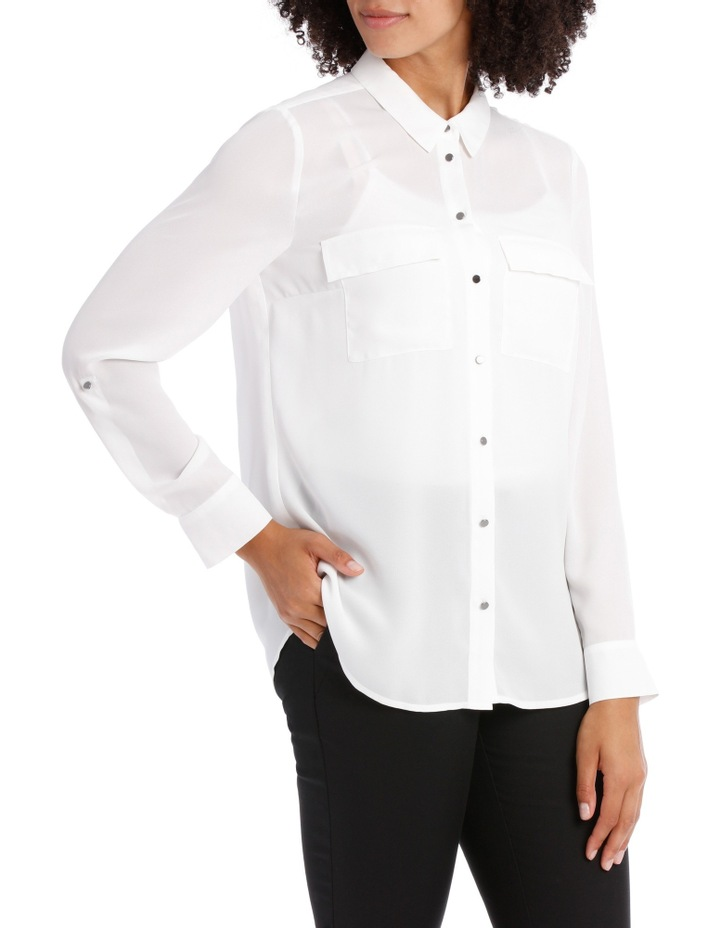 Double Pocket Soft Shirt image 2