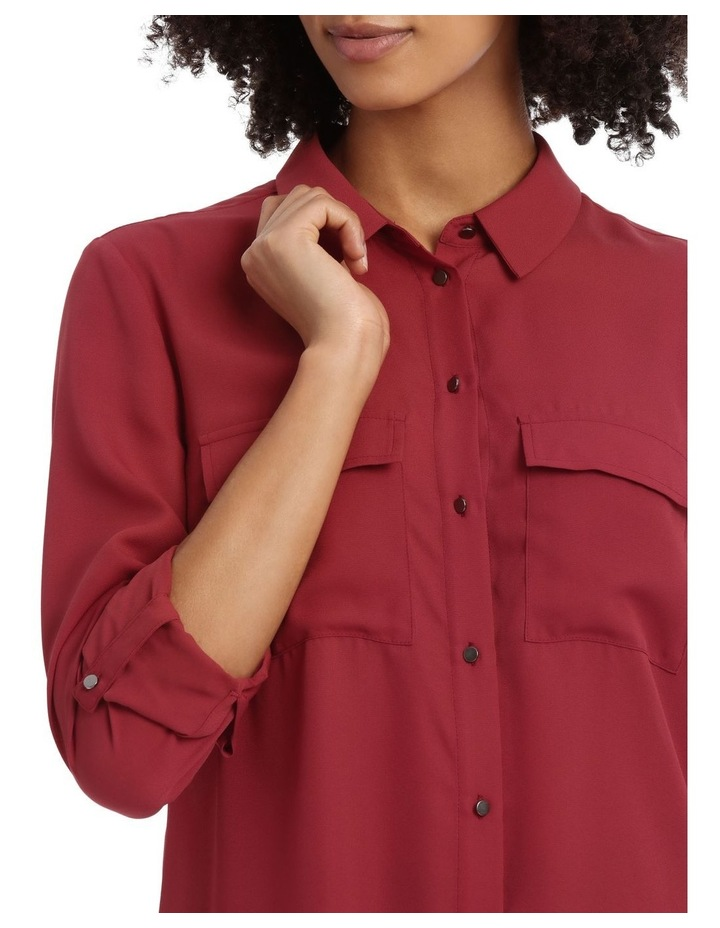 Double Pocket Soft Shirt image 4