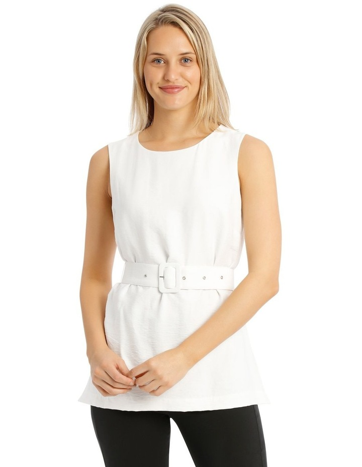 Belted Top image 1
