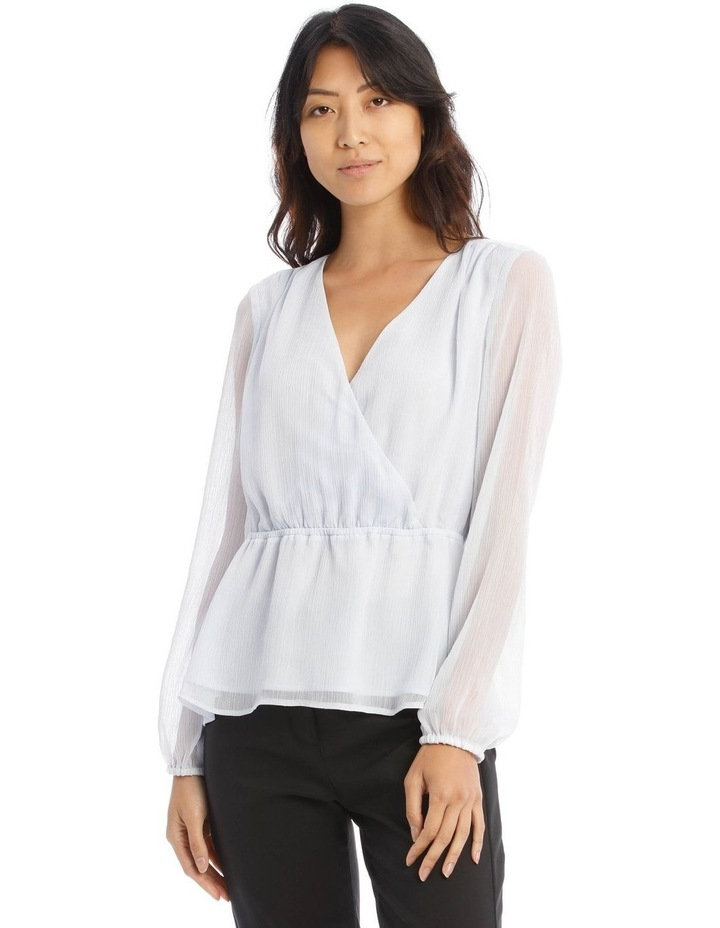 Youru Wrap Blouse image 1
