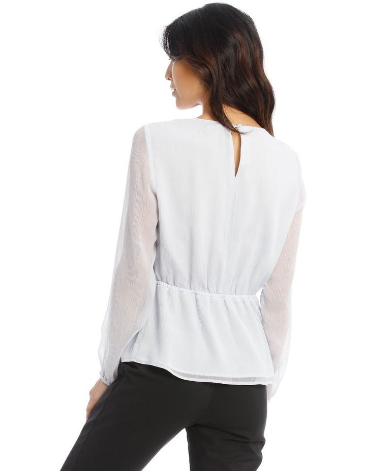 Youru Wrap Blouse image 3