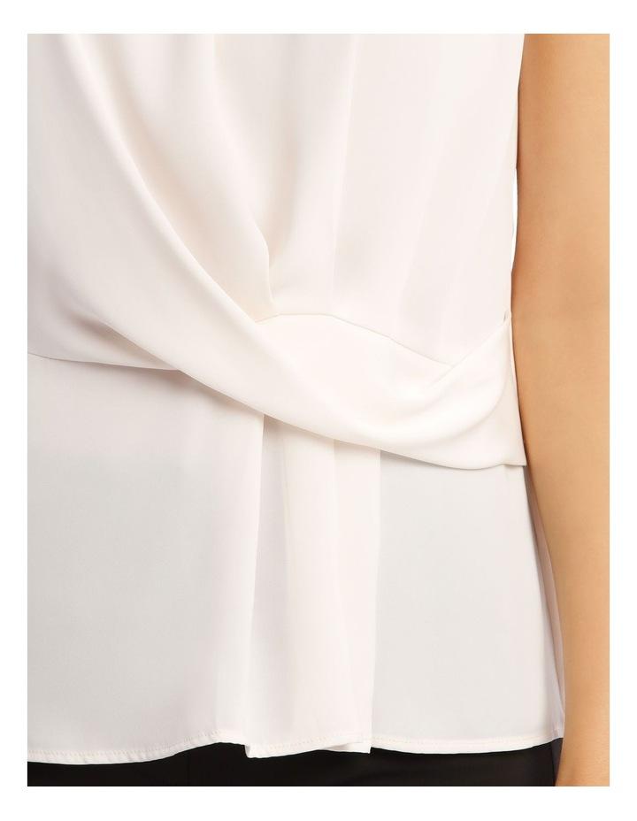 Drape Front Blouse image 4