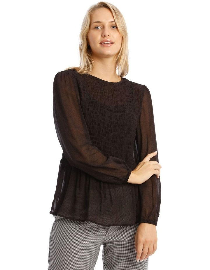 Shirred Blouse image 1