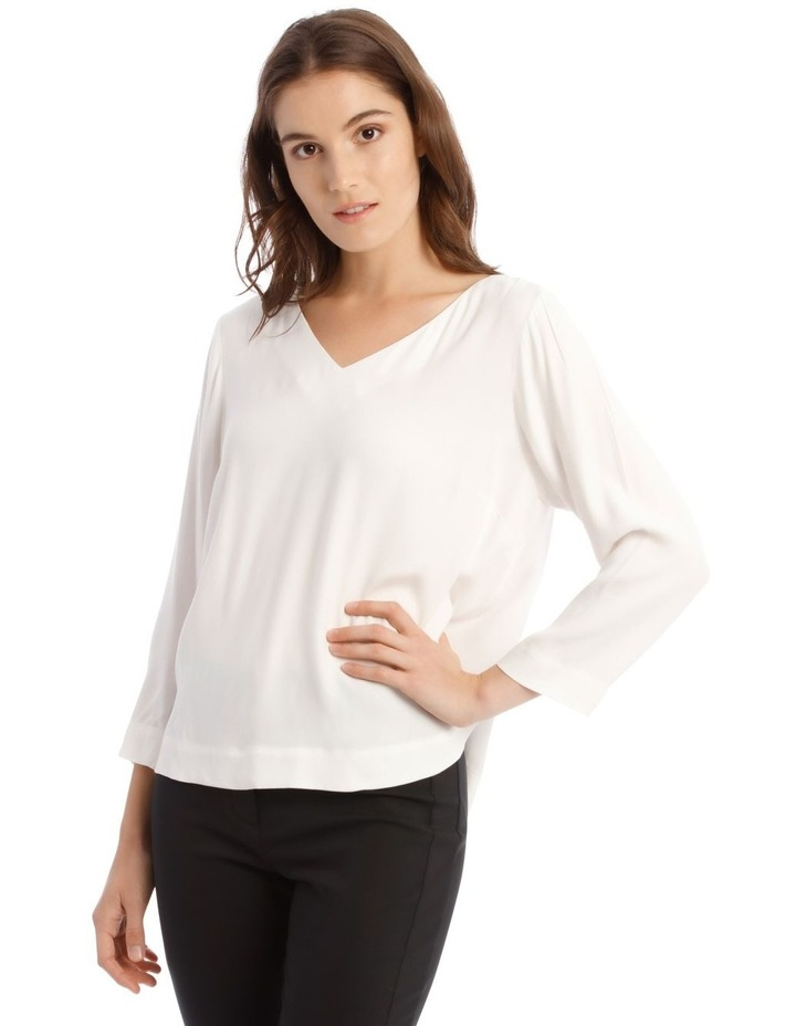 V-Neck Shell Top image 1