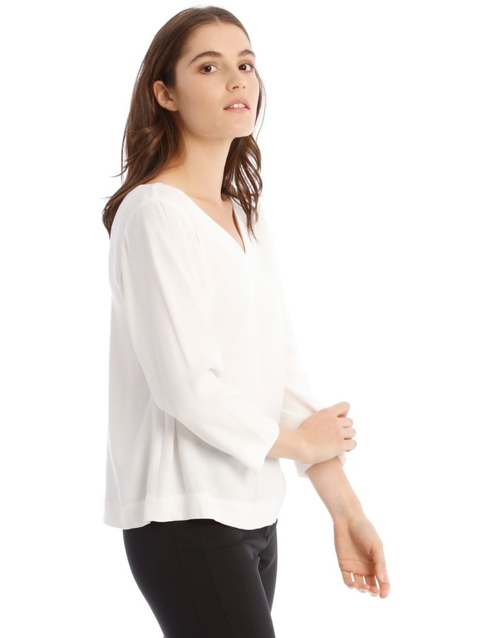 V-Neck Shell Top image 2