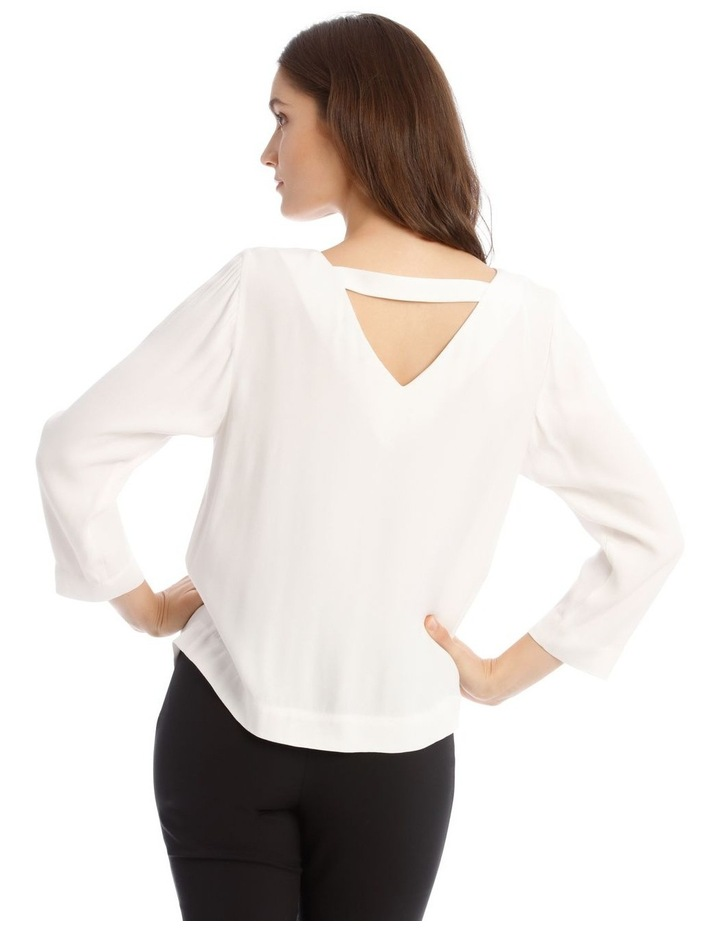 V-Neck Shell Top image 3