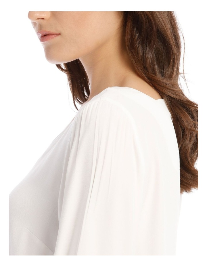 V-Neck Shell Top image 4