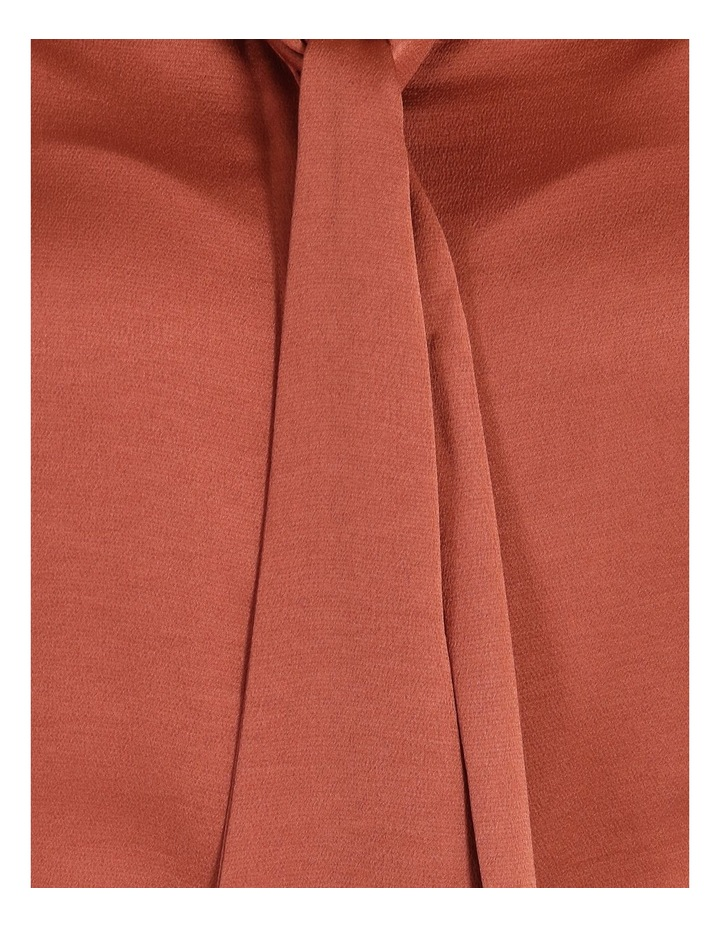 Pussy Bow Button Through Blouse image 7