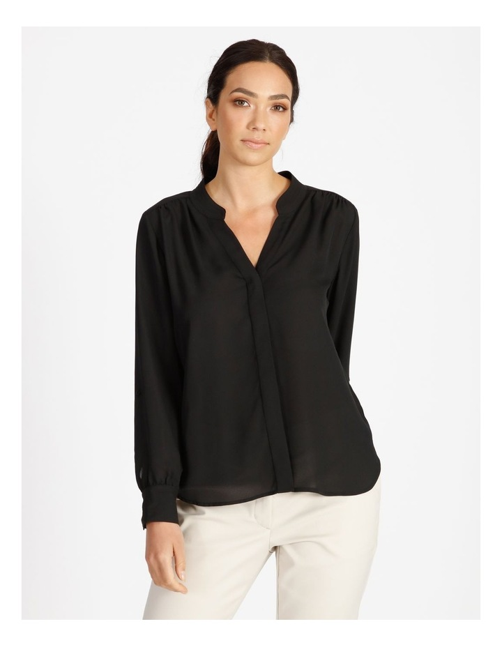 Top Stitched Shirt image 1