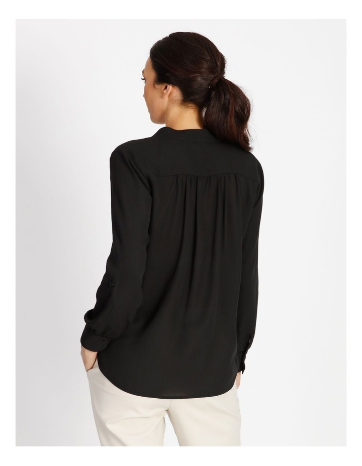Top Stitched Shirt image 3