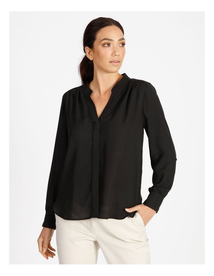 Top Stitched Shirt image 4