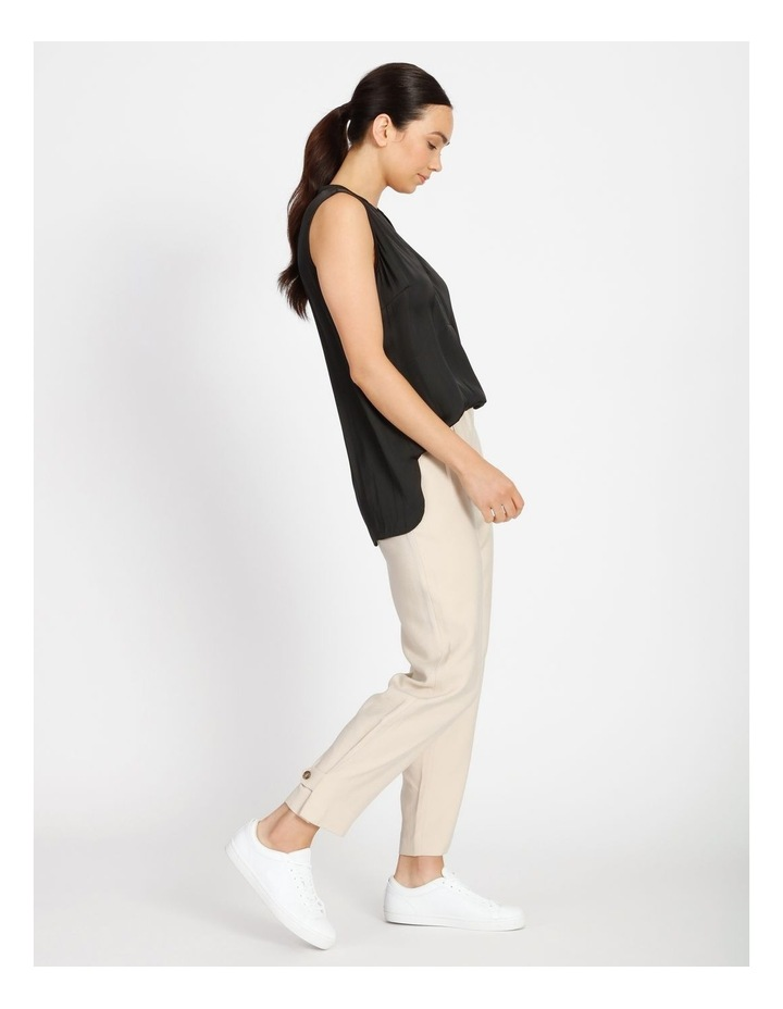 Sleeveless High Low Top image 2