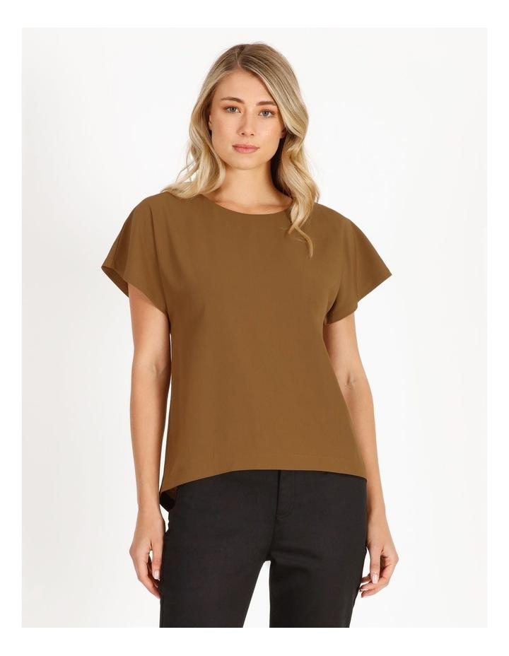 Short-Sleeve Blouse image 1
