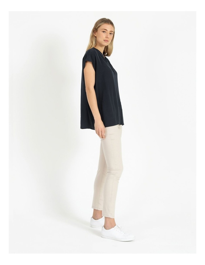 Boxy Grown On Blouse image 2