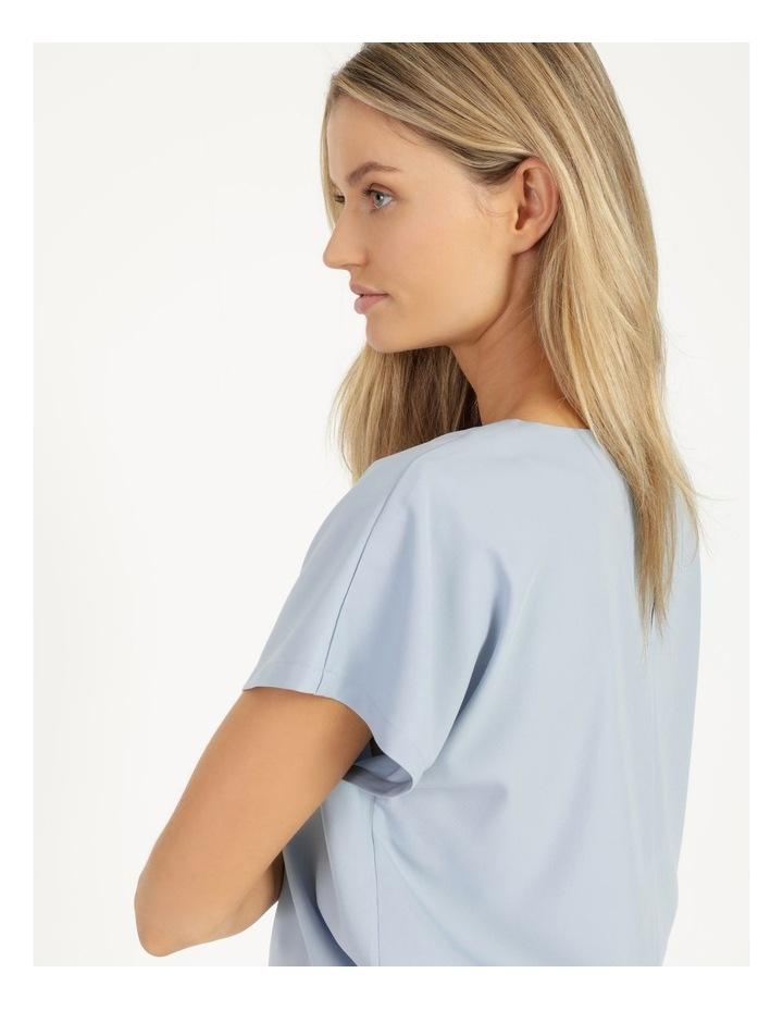Short Sleeve Blouse image 6