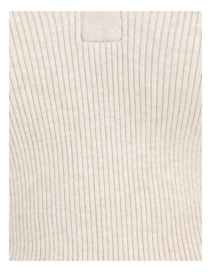 Placket Front Knit Top image 7