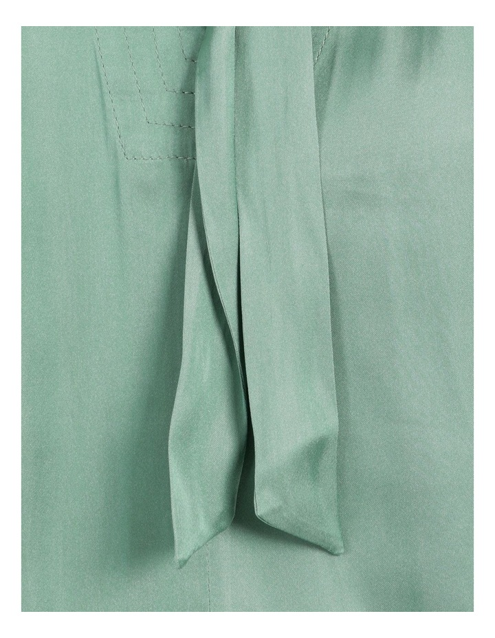 Billow Sleeve Top Mint image 7