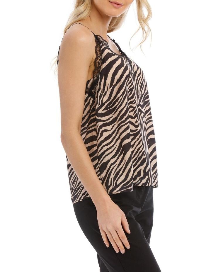 Zebra Printed Cami image 2