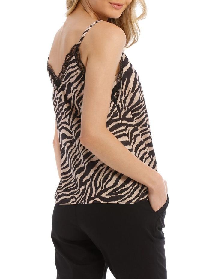 Zebra Printed Cami image 3