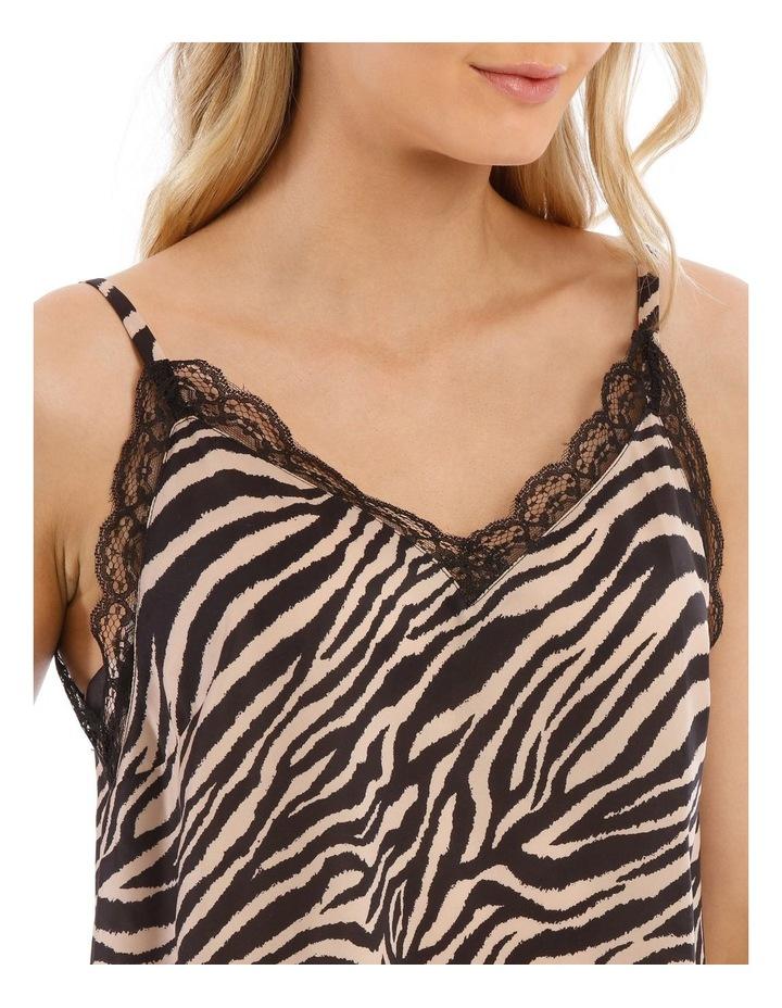 Zebra Printed Cami image 4