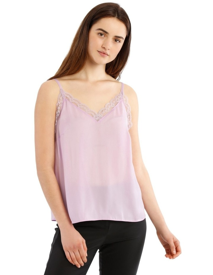 Lace Insert Cami image 1