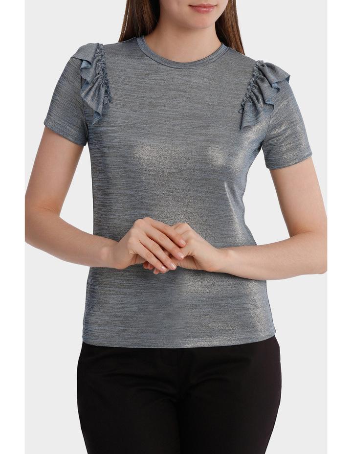 Marle Gather Shoulder Tee image 1