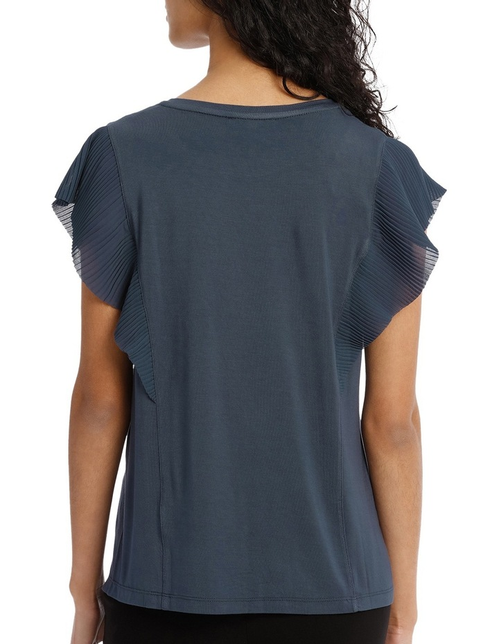 Must Have Pleat Sleeve Tee image 3